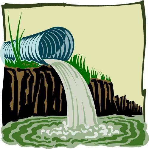 Сточные воды – это грязные